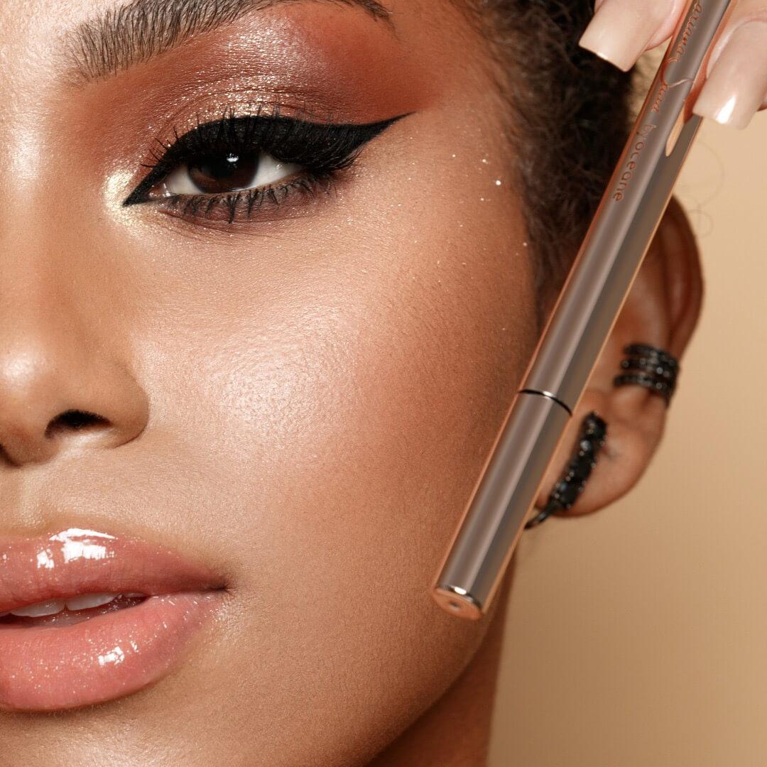 Caneta Delineadora Eyeliner Real Black - Mariana Saad
