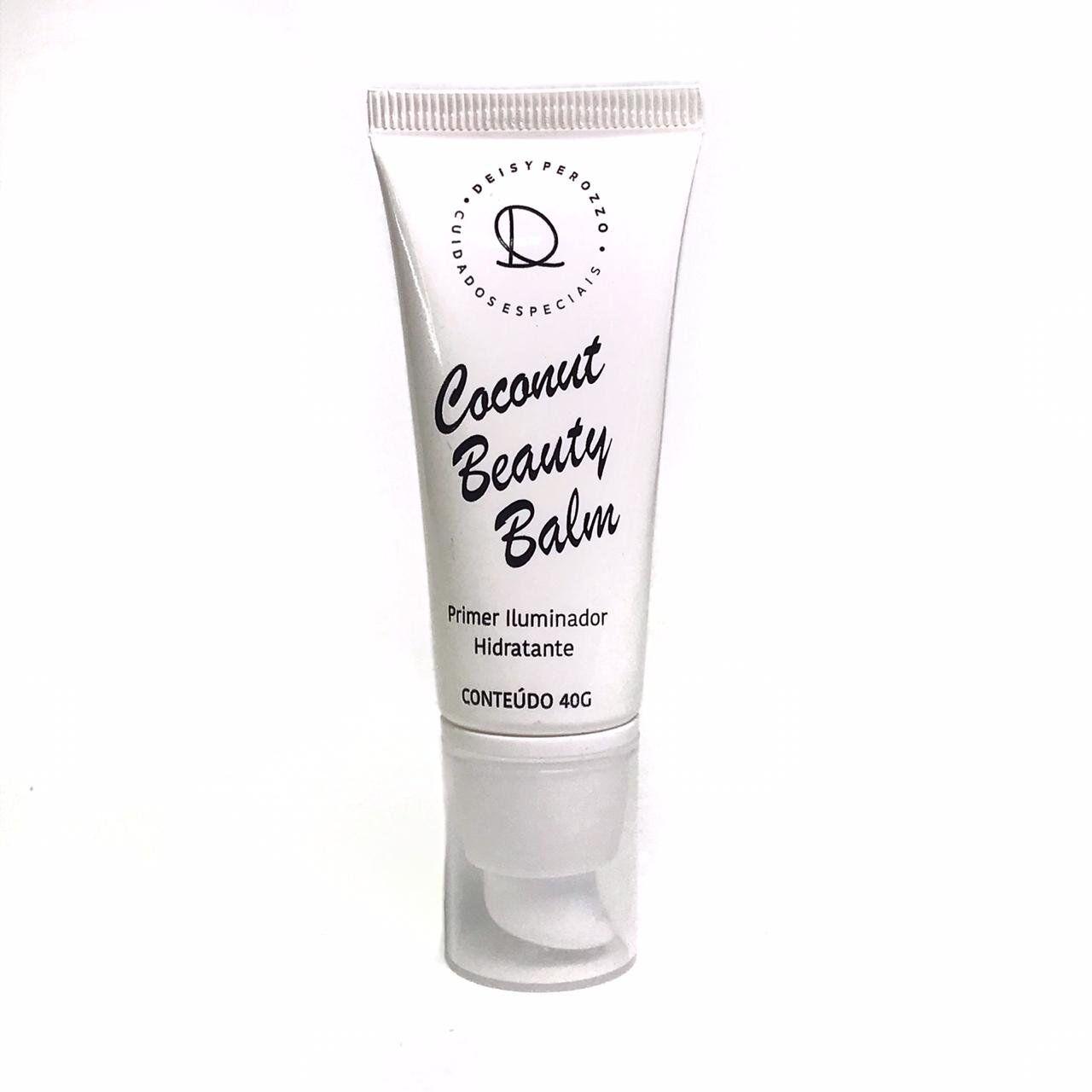 Coconut beauty balm- Deisy Perozzo