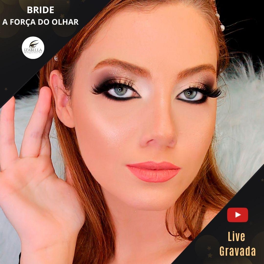 Curso online - Make Completa Bride - Noiva (Live Gravada)