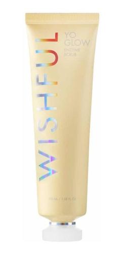 Esfoliante Yo Glow Enzyme Scrub - WISHFUL - Huda Beauty