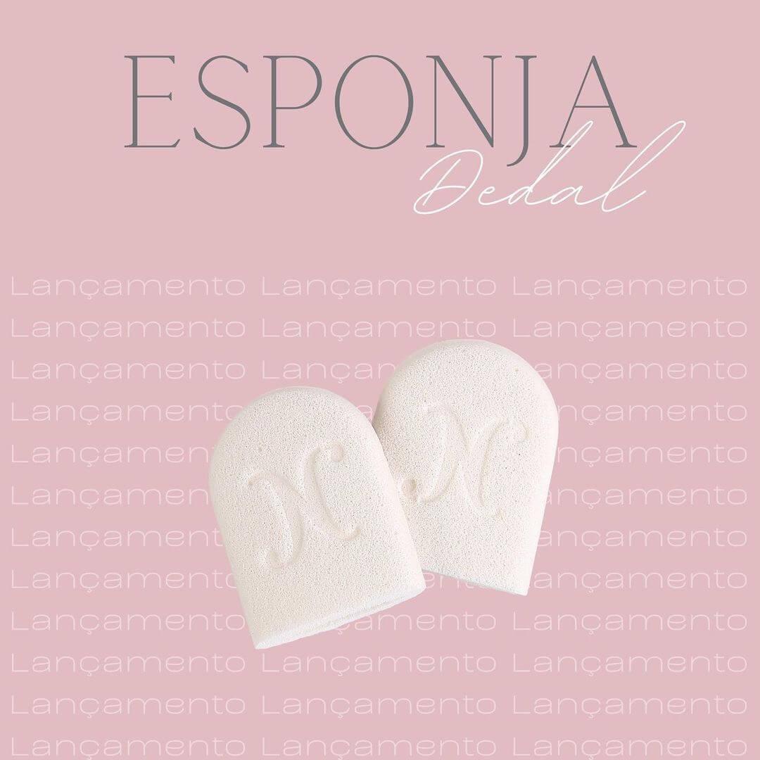 Esponja Dedal - Nathalia Capelo