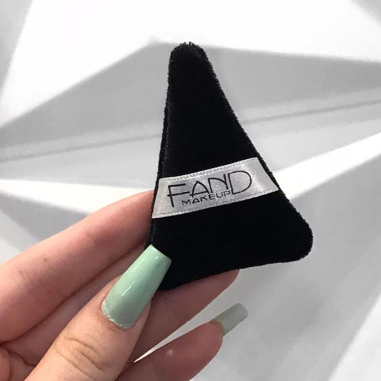 Esponja mini triangular - Fand