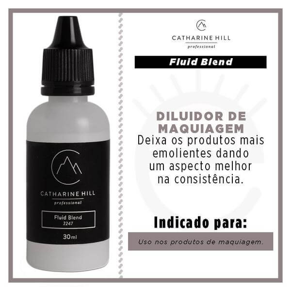Fluid Blend - Diluidor de Maquiagem - Catharine Hill