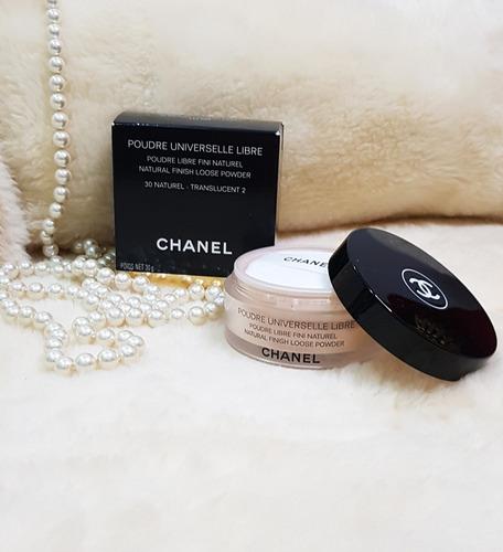 Fração Pó Chanel Universelle Libre
