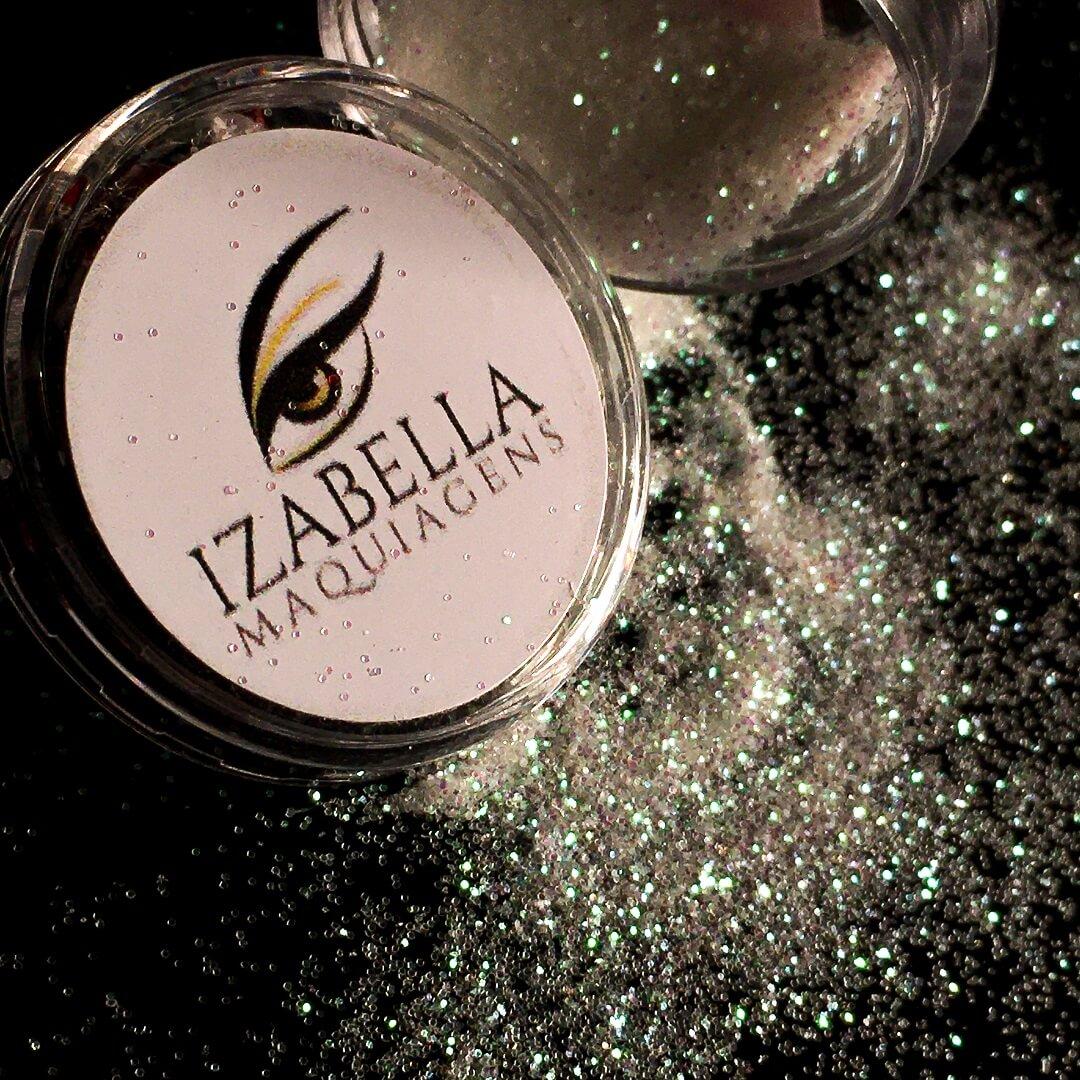 Glitter - By Izabella Maquiagens - Branco