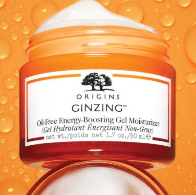Hidratante em Gel Energizante GINZING 50ml - Origins