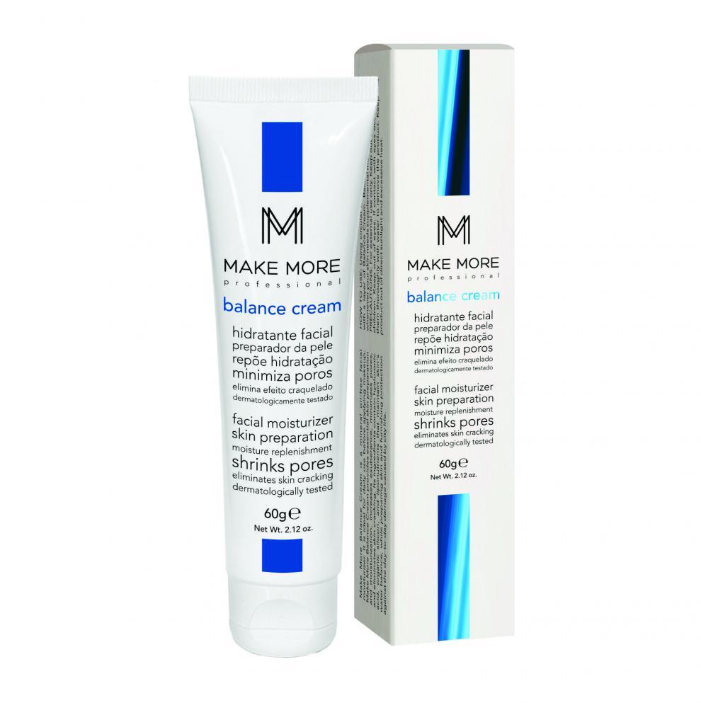 Hidratante Facial Balance Cream - Make More - MM 60g