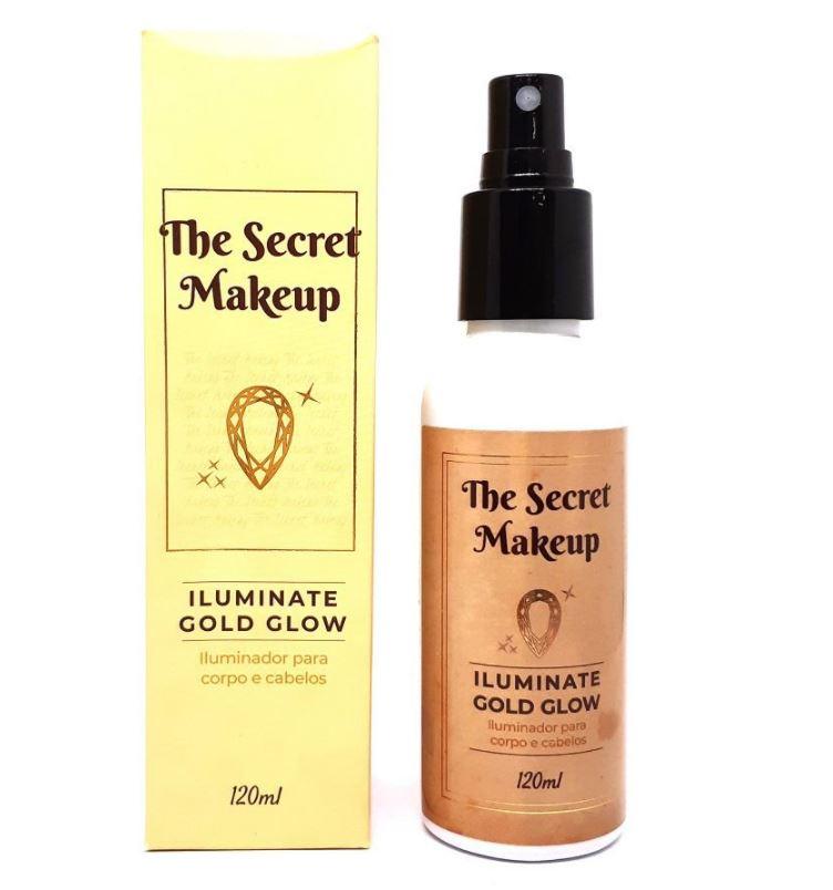 Iluminador ILUMINATE GOLD GLOW - The Secret Makeup