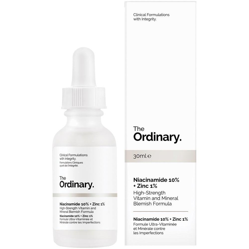 Niacinamide 10% + Zinc 1% - The Ordinary