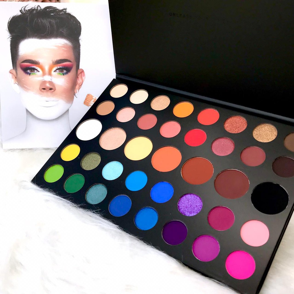 Paleta de Sombras The James Charles - Morphe