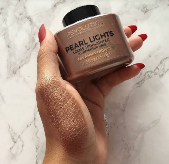Pó Iluminador Pearl Lights - Makeup Revolution