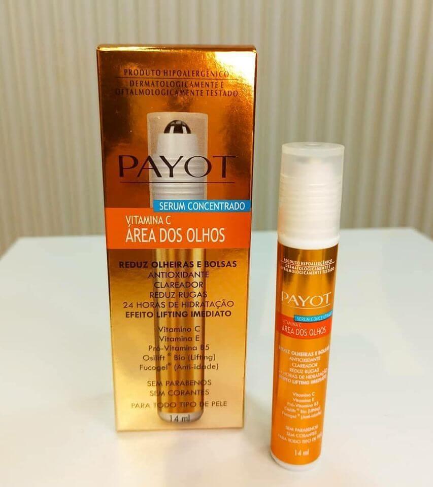 Sérum Concentrado Vitamina C para Área dos olhos - Payot