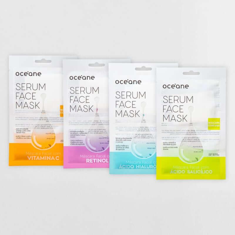 Serum Face Mask - Oceane