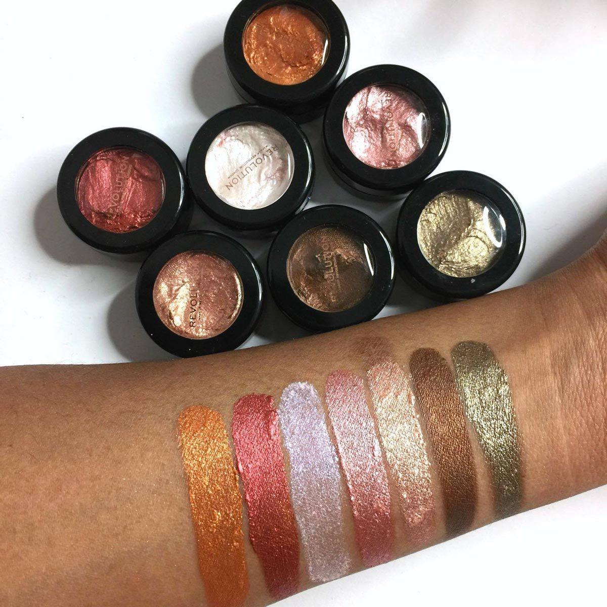 Sombra Flawless Foils Makeup Revolution