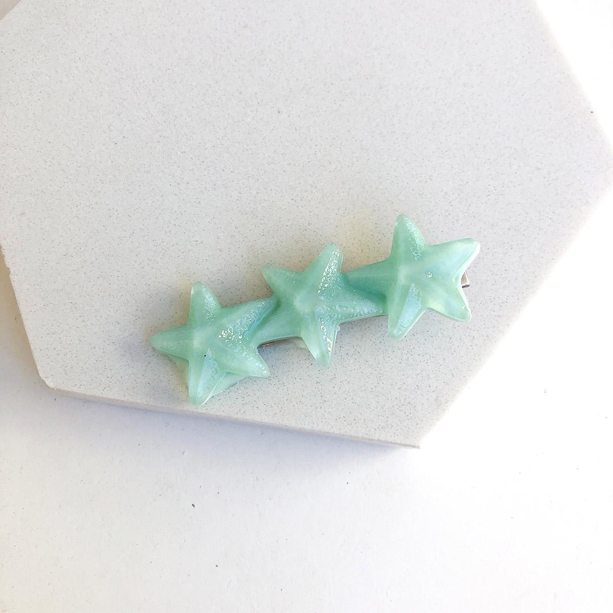 Presilha Três Estrelas Verde
