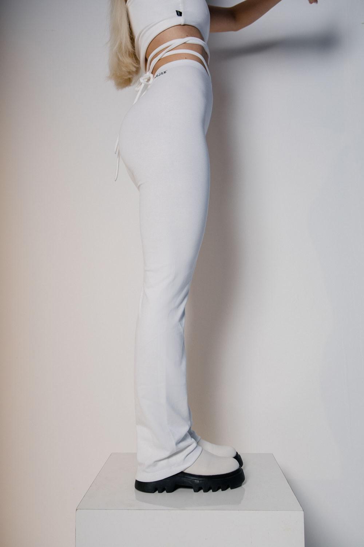 YOGA PANTS OFF WHITE