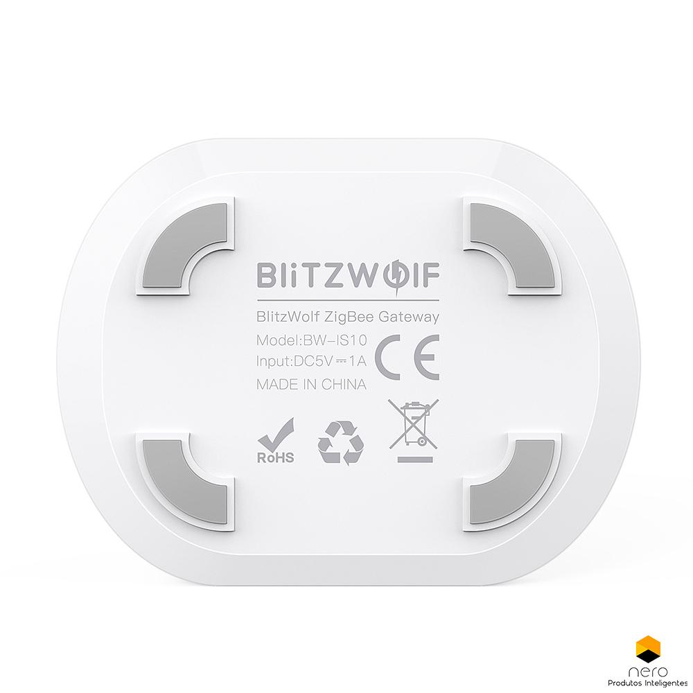 Gataway Hub Blitzwolf® Bw-is10 Tuya Zigbee 3.0