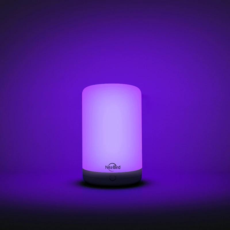 Luminaria Wifi Nitebird Alexa Google Home Tuya