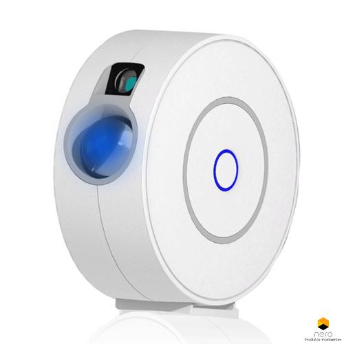 Projetor Smart Estrelas/nebulosa Wifi Tuya Alexa/google Home