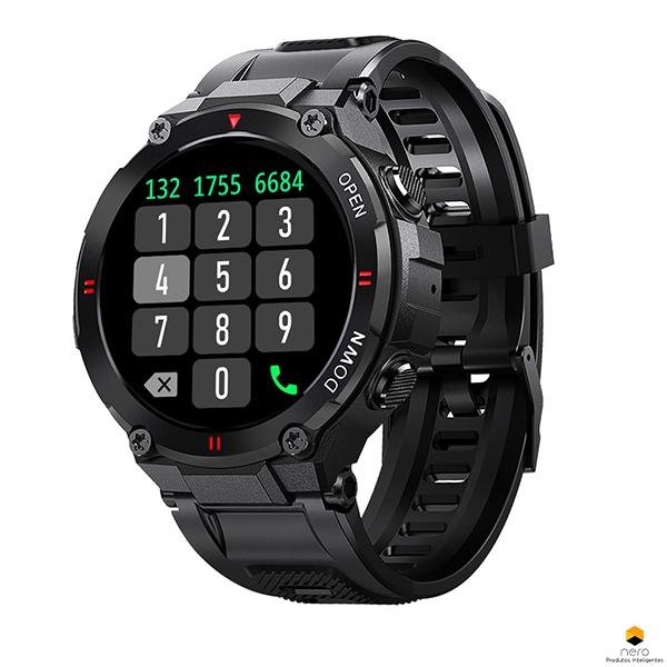 Smartwatch BlitzWolf® BW-AT2C Chamada Bluetooth