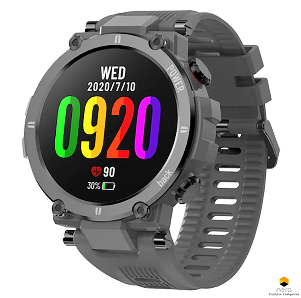 Smartwatch Kospet Raptor Grey Anticolisão Ip68