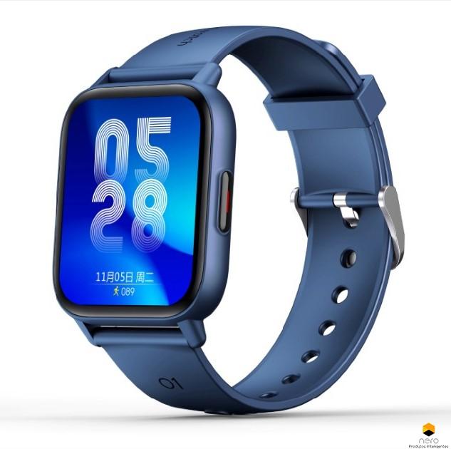 Smartwatch Qs16 Pro Monitor/temperatura Corporal/oxigênio