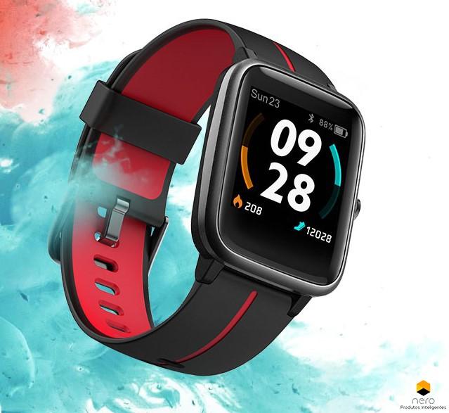 Smartwatch Umidigi Uwatch 3 Gps/ppg