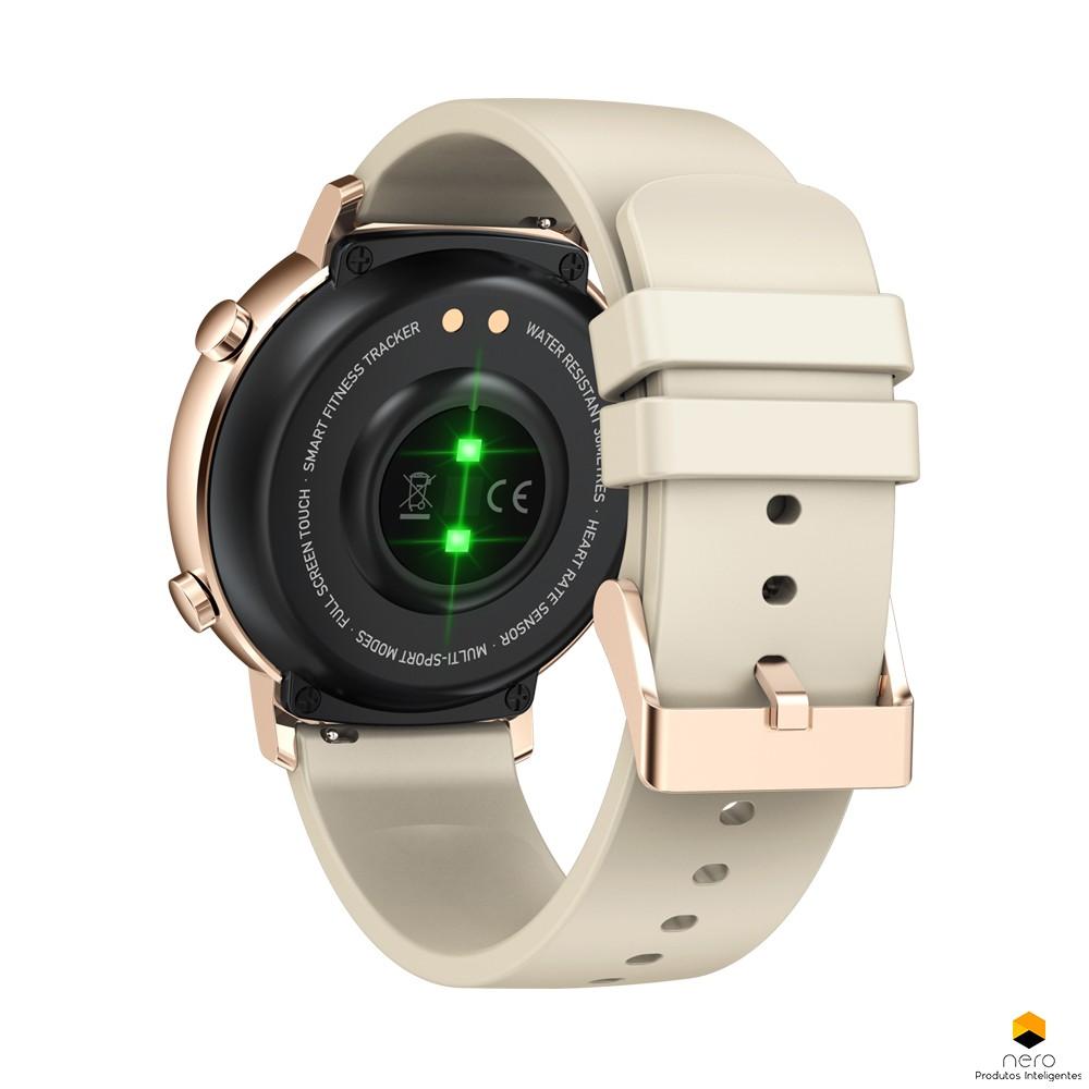 Smartwatch Zeblaze Gtr Gold SPO2/BPM