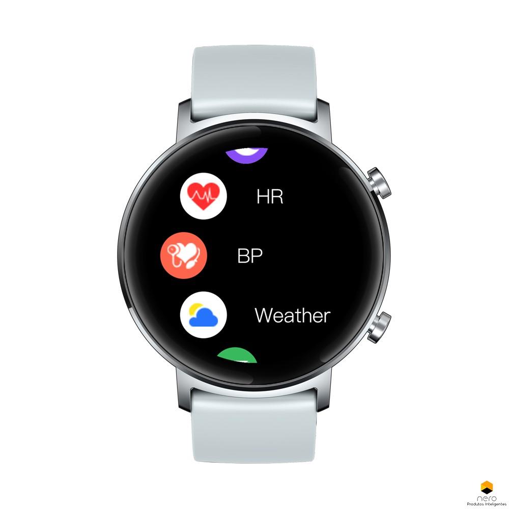 Smartwatch Zeblaze Gtr Silver SPO2/BPM