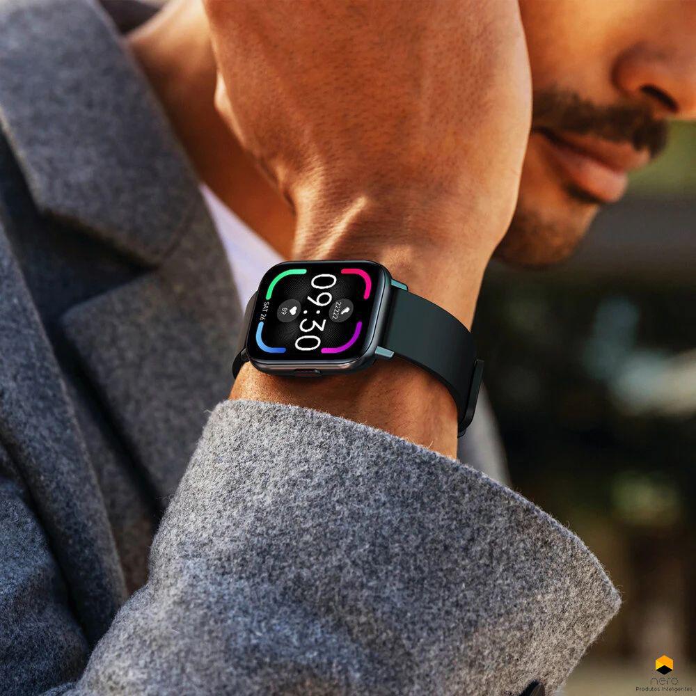Smartwatch Zeblaze Gts Pro Black Spo2/bpm