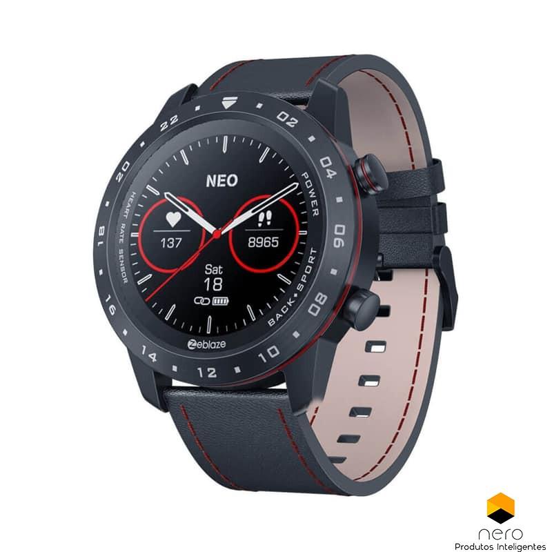 Smartwatch Zeblaze Neo 2 Black SPO2/BPM
