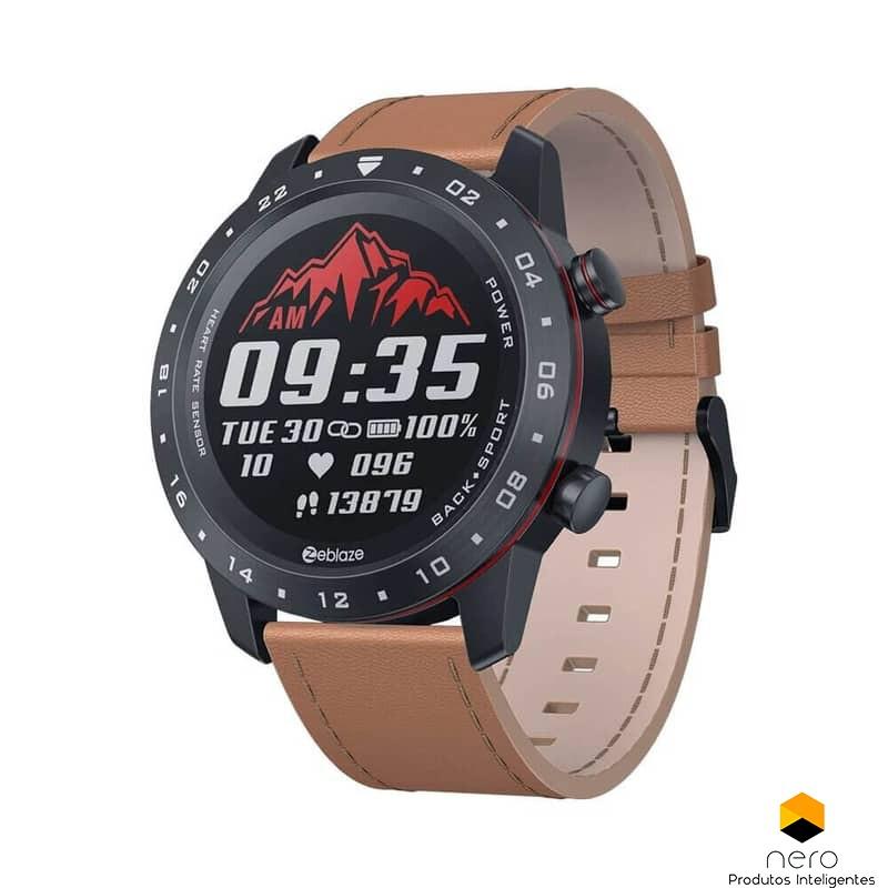 Smartwatch Zeblaze Neo 2 Brown SPO2/BPM