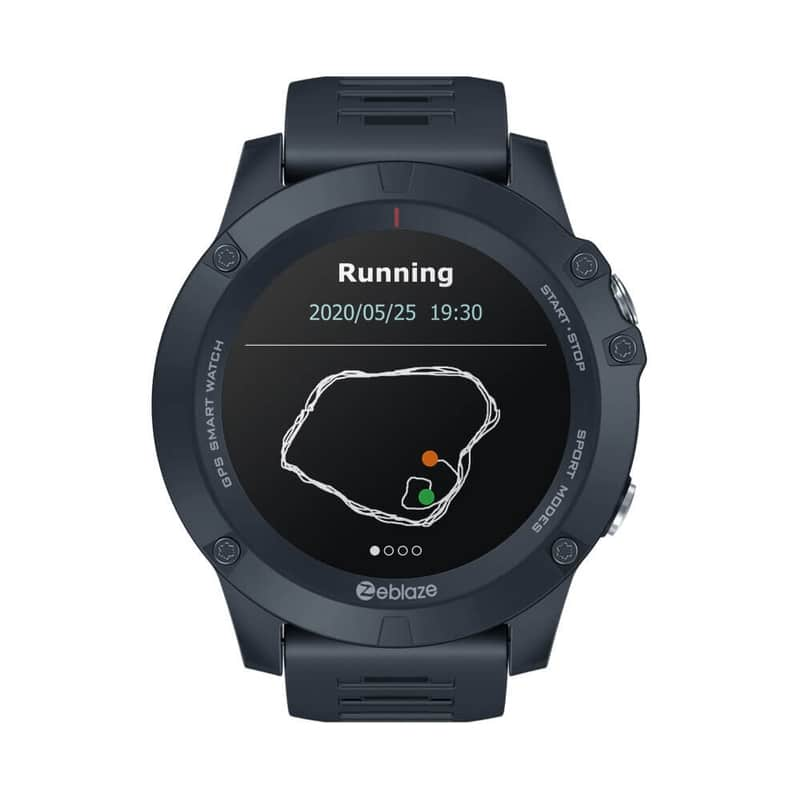 Smartwatch Zeblaze Vibe 3 GPS Black