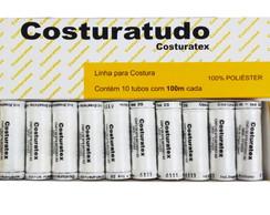 15168 LINHA PARA COSTURA COSTURATUDO COR.6800 100%POLIESTER