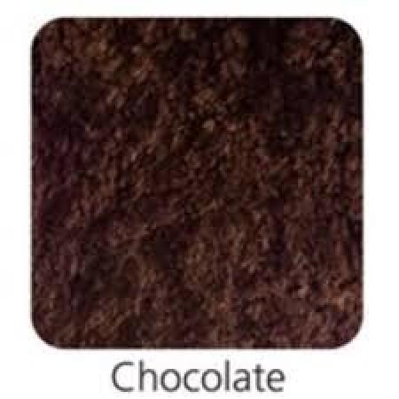TAPETE 1,00X1,50 APOLO CHOCOLATE