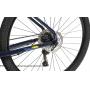 BICICLETA CALOI EXPLORER EXPERT R29 V20 AZUL 2021