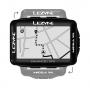 GPS CICLOCOMPUTADOR MEGA XL PRETO LEZYNE