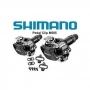 PEDAL CLIP MTB SHIMANO PD-M505 PRETO