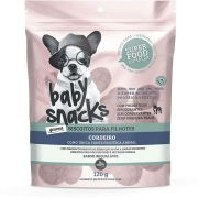 Baby Snacks Gourmet Cordeiro 120g