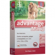 Bayer Advantage Max 3 Caes