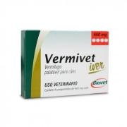 Biovet Vermivet Iver 660mg - 4 Comprimidos