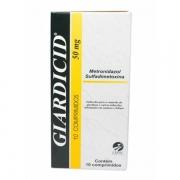 Cepav Giardicid 50mg - 10 Comprimidos