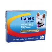 Ceva Canex Composto - 4 Comprimidos