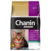 Chanin Gatos Castrados Carne 10kg