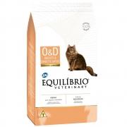 Equilíbrio Veterinary Cat Obe/Diab. 2kg