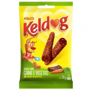 Kelco Keldog Bifinho Carne e Vegetais