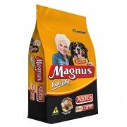 Magnus Cães Adultos Todo Dia Carne 25Kg