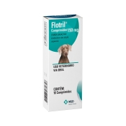 Msd Flotril 10 Comprimidos