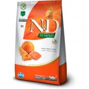 NED Pumpkin Gatos Adultos Salmão/Abóbor/Laranja