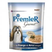 Premier Cães Sachê Gourmet Frango e Arroz Integral 100g